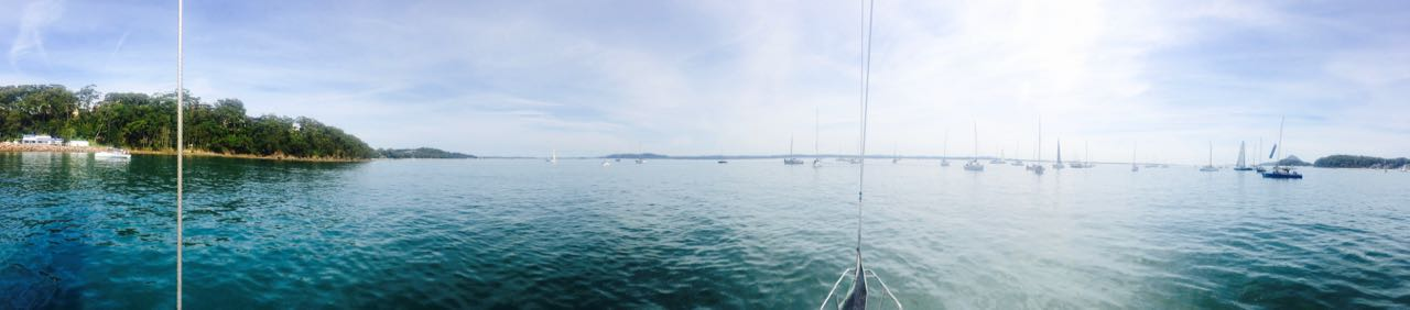 Port Stephens Pano
